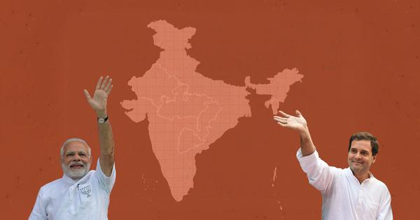 Big losses for the BJP as Congress sees a revival in the Hindi heartland, early trends show