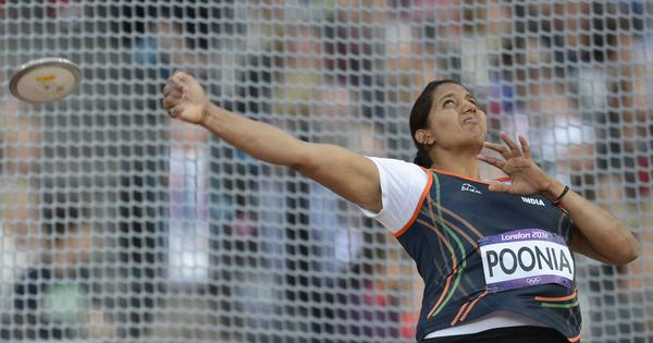 Discus thrower Krishna Poonia becomes an MLA in Rajasthan after winning elections for Congress