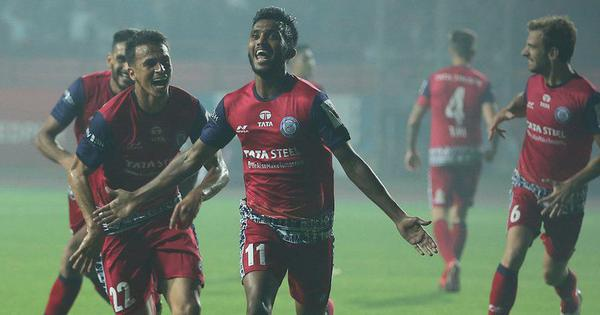 ISL: Jamshedpur defeat Delhi Dynamos in controversy-filled match to take fourth spot