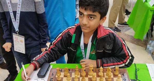 Chess: India's D Gukesh has a chance of becoming the world's youngest GM