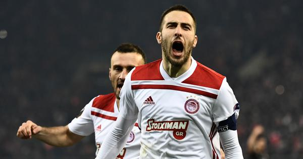 Europa League: AC Milan knocked out by Olympiakos, Arsenal power on but Chelsea held
