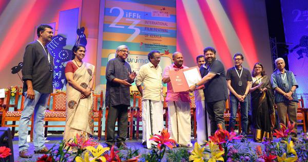 Lijo Jose Pellissery's 'Ee.Ma.Yau' wins big at Kerala film festival