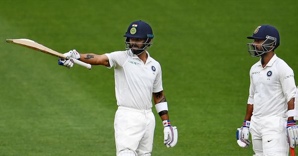 'Grit, fight and exemplary courage': Twitter delighted with India's fightback in Perth Test