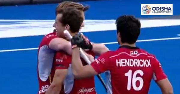 'It's a sad joke': Coach McLeod on Belgium's premature celebration in Hockey World Cup final