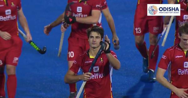 Hockey: Belgium cruise into first World Cup final with 6-0 hammering of England