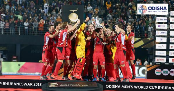 After a long wait, Belgium hockey's watershed moment arrives at World Cup amid nerve-wracking drama
