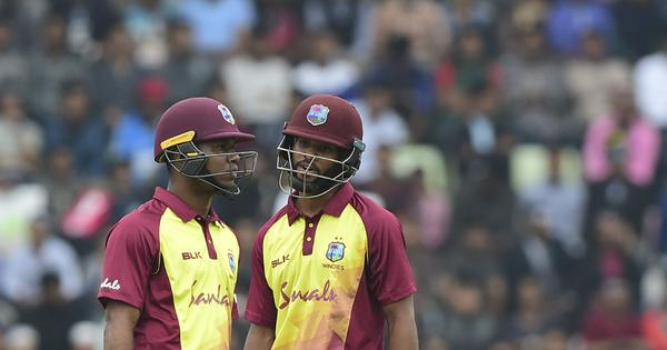 Sheldon Cottrell, Shai Hope star in West Indies' eight-wicket win over Bangladesh in first T20I