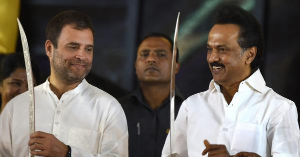 Tamil Nadu: Congress and DMK announce alliance for Lok Sabha elections