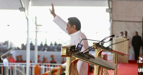 BJP criticises Kamal Nath for claim that people from Uttar Pradesh, Bihar are taking away local jobs