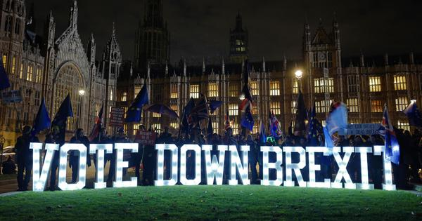 Doing the math: As Brexit costs become clear, a second referendum is the only democratic way out