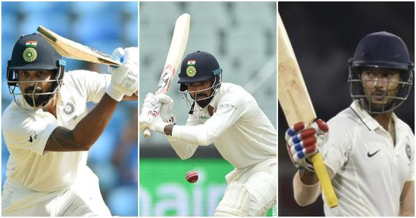 KL Rahul, M Vijay, Mayank Agarwal: Who should India open with in the Melbourne Test?