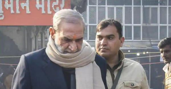 1984 anti-Sikh violence convict Sajjan Kumar surrenders in Delhi court, to be lodged at Mandoli jail