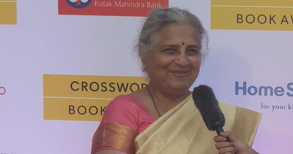 Sudha Murthy, Ruskin Bond, Snigdha Poonam among winners of this year's Crossword Book Awards