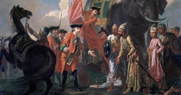 Robert Clive reimagined: How to use the techniques of novel-writing for historical figures