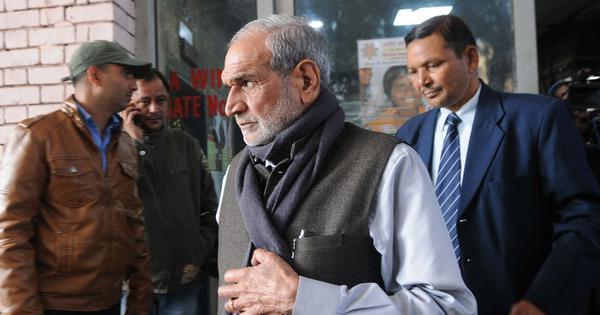1984 anti-Sikh violence: Delhi court issues production warrant against Sajjan Kumar