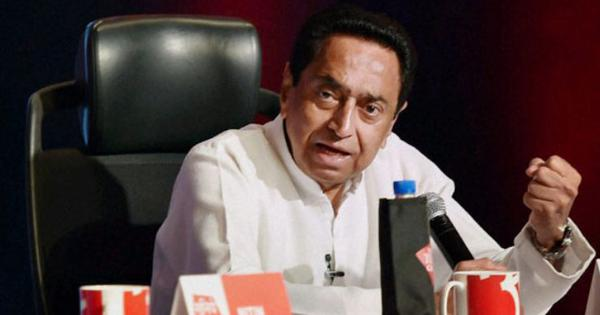 Kamal Nath gets Election Commission notice for referring to BJP leader as 'item'