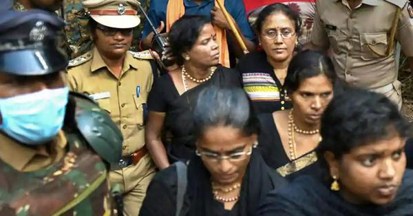 Sabarimala row: Two women abandon plan to enter shrine in the face of mounting protests
