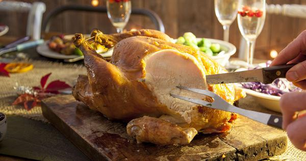 Charles Dickens popularised the traditional Christmas meal but what did people feast on before that?