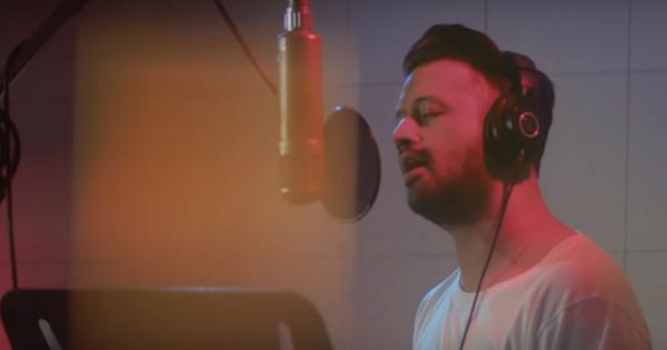 Watch: Atif Aslam's seven-minute operatic rock song '12 Bajay' is unlike his Bollywood work