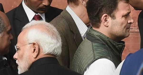 The Congress vs BJP story of 2018: Snake in the Monkey's Shadow