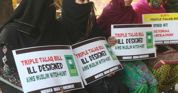 Congress and Janata Dal (United) to oppose triple talaq bill in Parliament