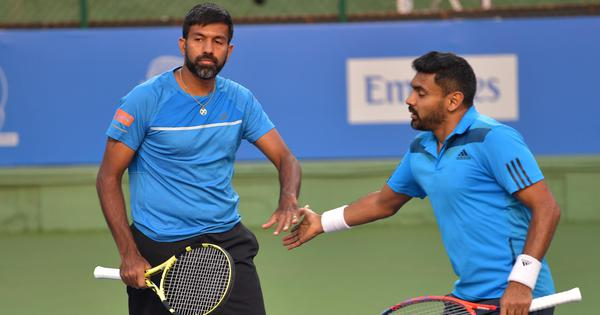 Australian Open: India's men's doubles challenge comes to an end in the first round
