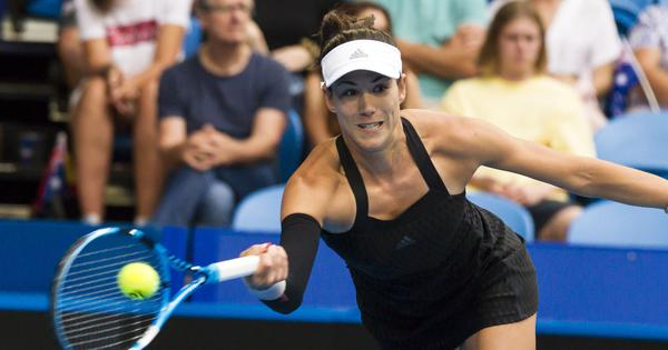 Dubai Open: Muguruza stunned by qualifier Jennifer Brady in quarters, Rybakina beats Pliskova