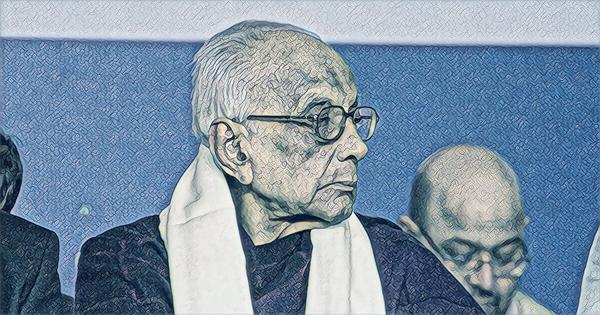 The death of Bengali poet Nirendranath Chakrabarty (1924-2018) ends the era of a gentle colossus