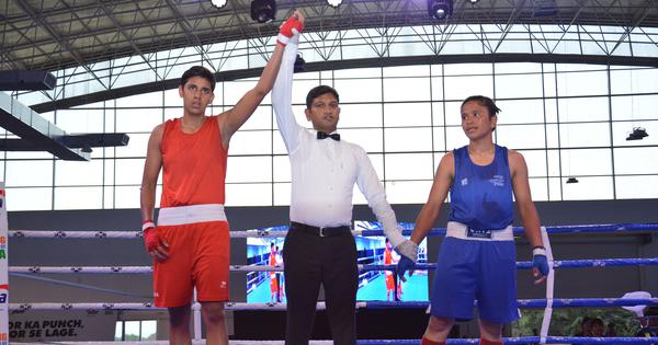 Top boxers including Nikhat Zareen, Shashi Chopra reach finals at Women's Nationals