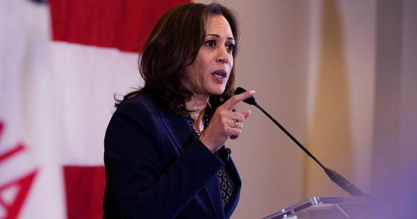'This isn't a VP pick, it's an insurance policy': How US TV shows covered Kamala Harris's selection