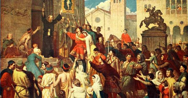 Crusaders were not just soldiers and merchants as is commonly believed – but also scholars