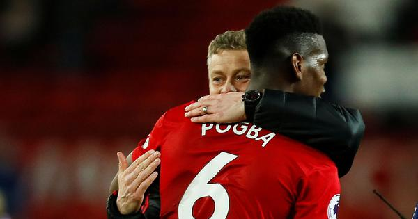 My talks with Pogba have been positive despite Real Madrid rumours, says Solksjaer