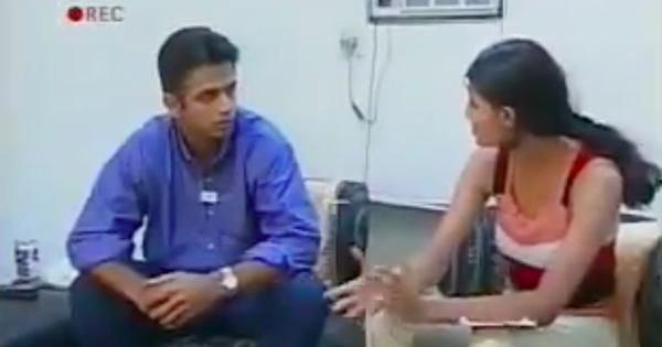 Amid Hardik Pandya controversy, video of Rahul Dravid goes viral for setting the right example