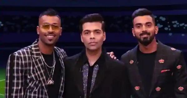 'Had sleepless nights wondering how to undo the damage': Karan Johar on the Pandya-Rahul controversy