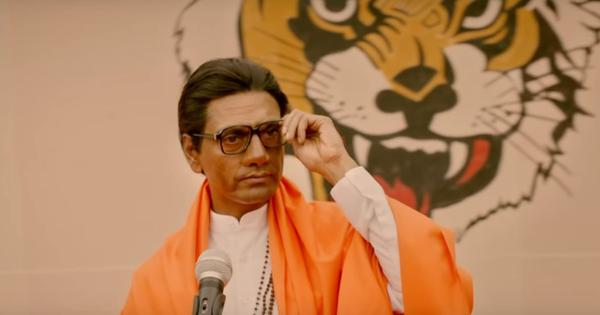 Song check: Nawazuddin Siddiqui gets a superstar's introduction in 'Aaya Re Thackeray'