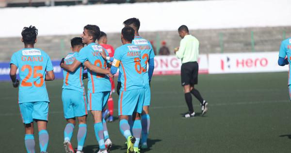 I-League: Shillong Lajong lose 0-3 at home to Indian Arrows
