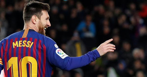Messi scores 400th La Liga goal to send Barcelona 5 points clear, Atletico, Real Madrid win