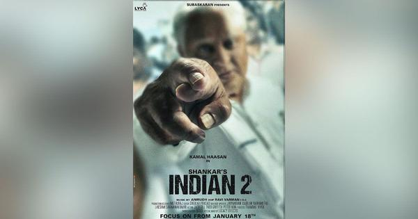 Meet Kamal Haasan's Senapathy in Shankar's 'Indian 2'
