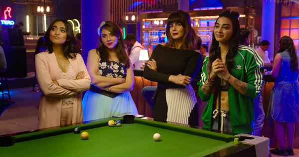 Amazon show 'Four More Shots Please!' is 'unapologetic' about women and sexuality, says director