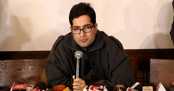Jammu and Kashmir: PSA order against Shah Faesal revoked, to be released soon