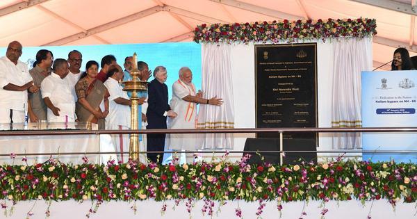 The big news: Modi calls Kerala's conduct in Sabarimala row 'shameful', and 9 other top stories
