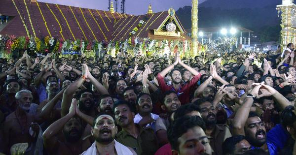 Sabarimala: Supreme Court to hear petitions challenging women's entry into temple on February 6
