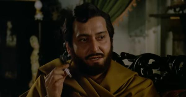 Satyajit Ray said 'Villains bore me', but he had quite a few of them in his films