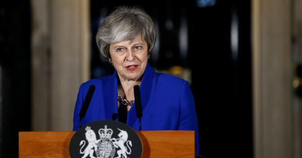 British PM Theresa May survives no-confidence vote day after facing Brexit defeat