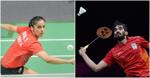 Badminton: Saina Nehwal, Kidambi Srikanth lead India's charge as draw for Denmark Open announced