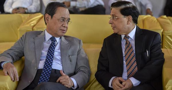 Ranjan Gogoi objected to how Dipak Misra ran Supreme Court as CJI. Now he is acting similarly