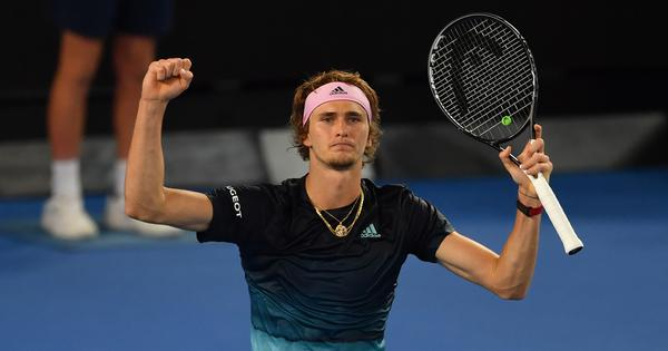 Australian Open: Sascha Zverev's five-set win over Chardy should be seen as sign of his growth
