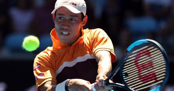 Australian Open, day 6, men's singles: Kei Nishikori, Daniil Medvedev cruise into the round of 16