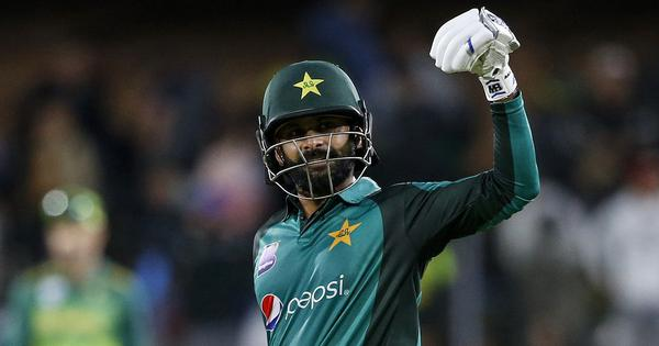 Want to play in T20 World Cup before retiring, says Pakistan's Mohammad Hafeez