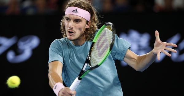 Future number one: Tributes pour in for Tsitsipas after a stunning Aus Open win over Federer